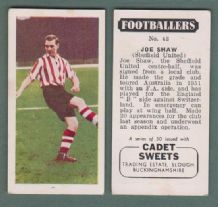 Sheffield United Joe Shaw 43